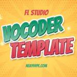 fl studio vocoder template