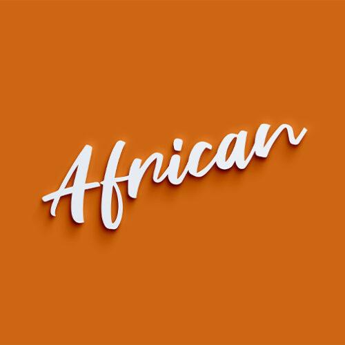 African Female DJ Drops